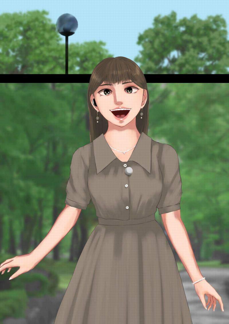 時間停止美人女子アナに迫る変質者―放送事故【作者:四葉弘彦】【4】